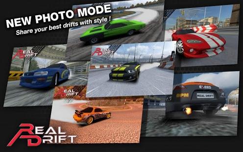 Real Drift Car Racing v3.4 + data