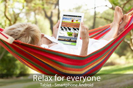 Relax for everyone + v2.0