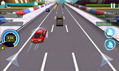 Rush Racing 2 : The Best Racer v1.0