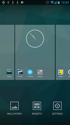 S Launcher Prime (Galaxy S5 Launcher) v2.5