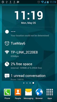 S Launcher Prime (Galaxy S5 Launcher) v2.5