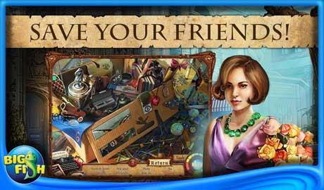 Seven Muses Hidden Object v1.0.0 + data