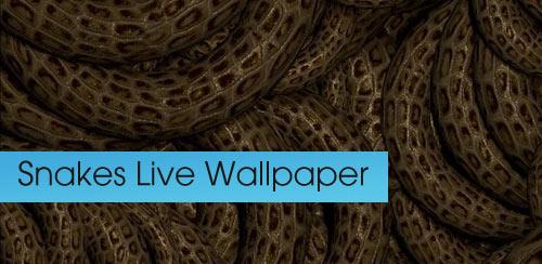 Snakes Live Wallpaper v1.1