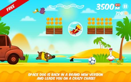 Space Dog Run – Endless Runner v1.2.7