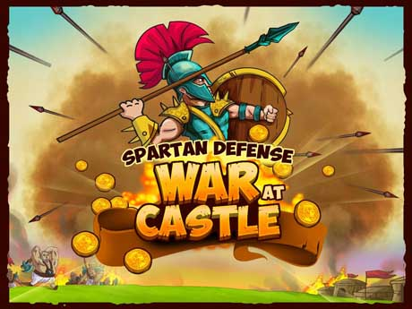 Spartan defense : War at castle v9.0