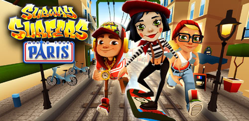 Subway Surfers paris Subway Surfers v1.26.0 – Unlimited