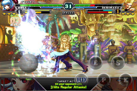 THE KING OF FIGHTERS-A 2012(F) v1.0.4 + data