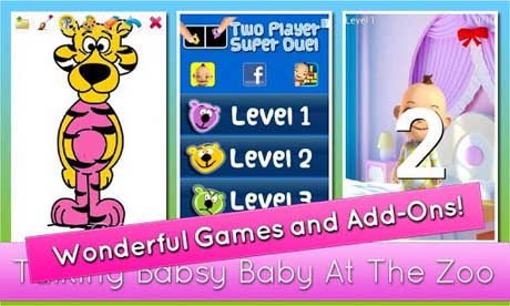 Talking Babsy Baby: Zoo Deluxe v1.4