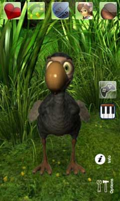 Talking Didi the Dodo – AdFree v2.9
