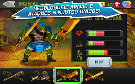 Teenage Mutant Ninja Turtles v1.0.0 + data