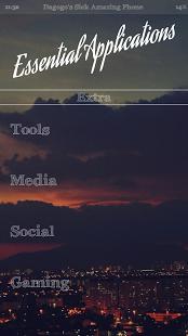 Voxis Launcher v0.23