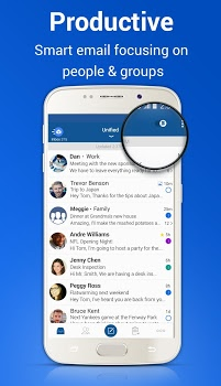 Blue Mail – Email Exchange v1.9.2.50