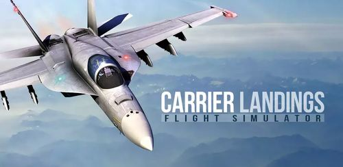 F18 Carrier Landing II Pro v4.0 + data