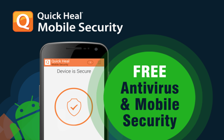 quick heal Antivirus & Mobile Security v2.00.023