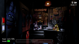 تصویر محیط Five Nights at Freddy's v2.0.2