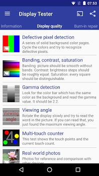 Display Tester Pro v3.34