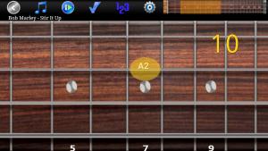 تصویر محیط Bass Guitar Tutor Pro v126