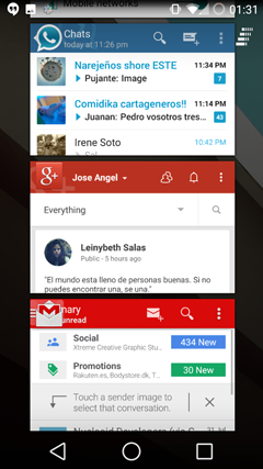 ANDROID L DARK RED THEME -CM11 v1.0