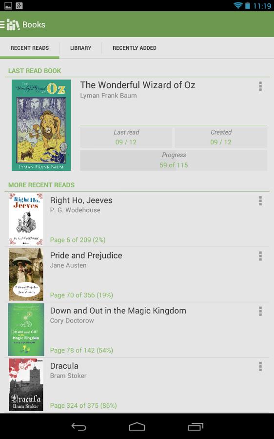 Aldiko Book Reader Premium v3.0.6
