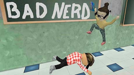 Bad Nerd – Open World RPG v1.111