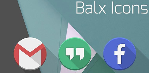 Balx – Icon Pack v150.0