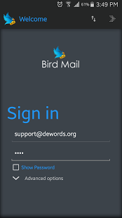 Bird Mail Email App v2245.97