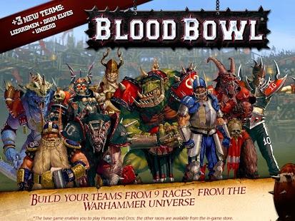 Blood Bowl v3.1.8.0 + data