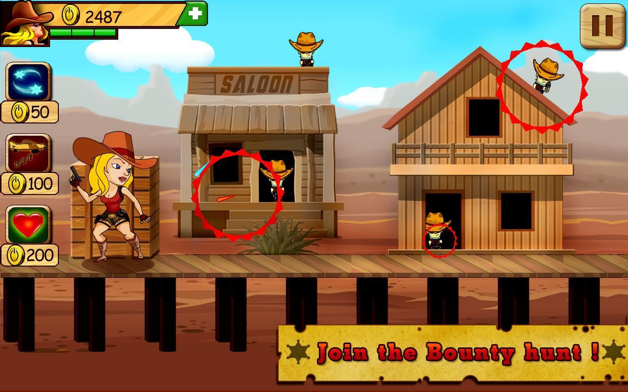 Bounty Hunter – Miss Jane v1.8 – Unlimited