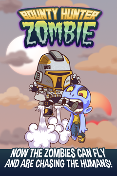 Bounty Hunter vs Zombie v2.0.0 – Unlimited