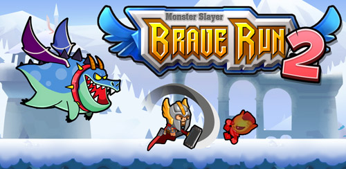 Brave Run 2: Frozen World v1.0.2