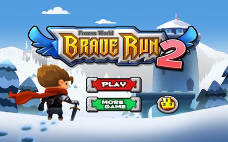 Brave Run 2: Frozen World v1.0.2