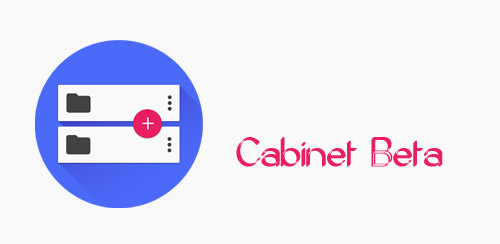 Cabinet Beta(file manager) v1.7.2