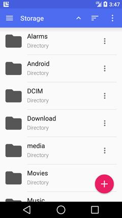 Cabinet Beta(file manager) v1.7.2