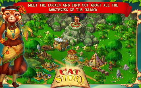 Cat Story v1.5.1 + data