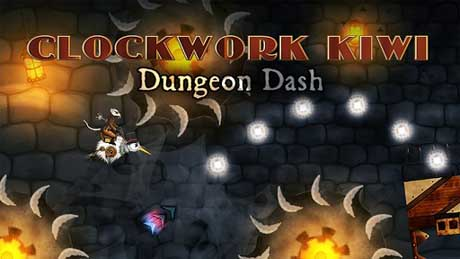 Clockwork Kiwi: Dungeon Dash v1.0