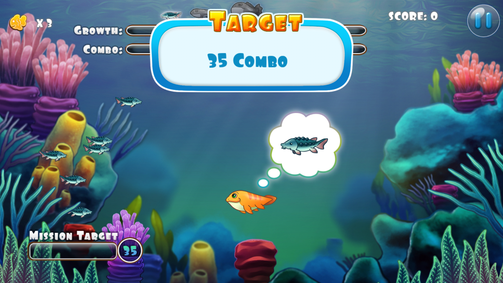 Coco the Fish! -Cute Fish Game v1.1.2 – Unlimited