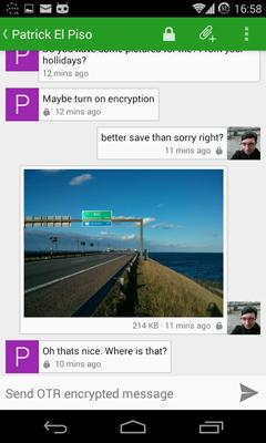 Conversations v1.18.4 build 214