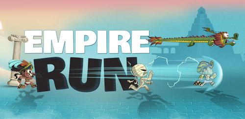 بازی ماجراجویانه سرعتی Empire Run