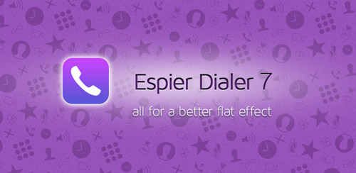 Espier Dialer i7 Pro v1.2.0