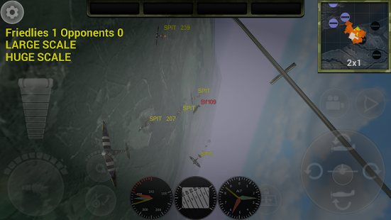 FighterWing 2 Flight Simulator v2.74 + data