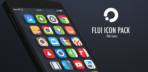 Flui IconPack iOs v1.5.6