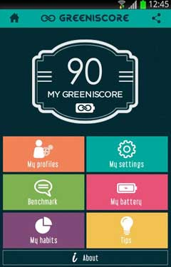 GREENiSCORE – Battery saver v0.9.13