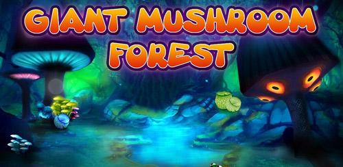 Giant-mushroom-forest