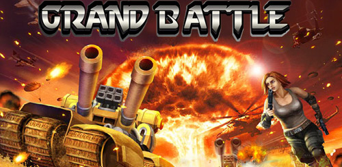 Grand Battle – MMO Strategy:War v6.6.0