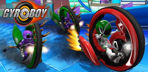 GyroBoy-3D