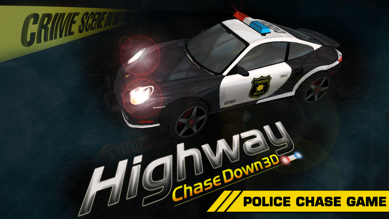 HIGHWAY CHASE DOWN 3D v1.5 – Unlimited