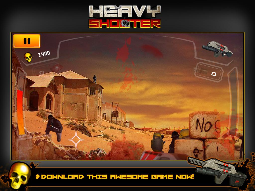 Heavy Shooter v1.0.3 – Unlimited