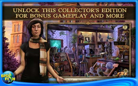 HE: Smithsonian Hidden Object v1.0 + data