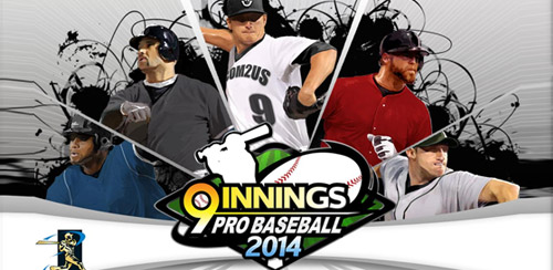 9 Innings: 2014 Pro Baseball v4.0.3 – Unlimited