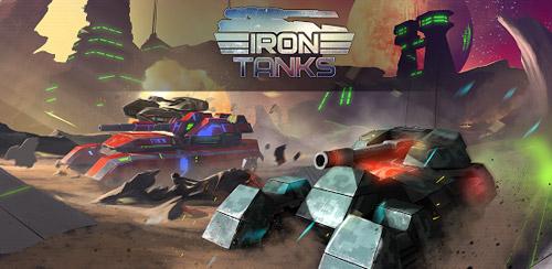 Iron Tanks v1.97 + data